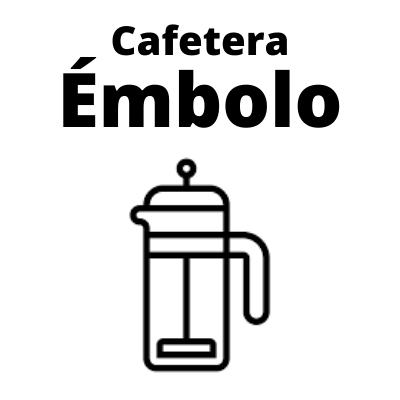 Cafetera Émbolo